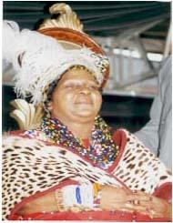 Hosi Nwamitwa